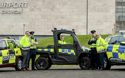 New Gator in service at Cork Airport