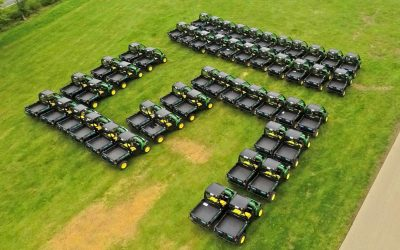 Energy snaps up more John Deere Gators