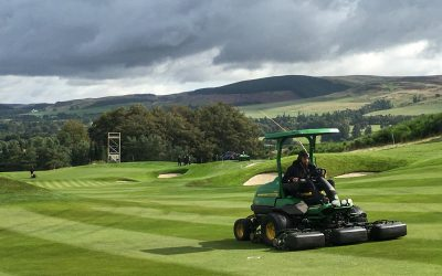 Up for The Cup at Gleneagles