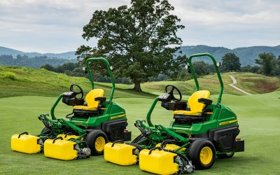 New greens mowers win AE50 Award