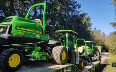 West Surrey Renew John Deere Fleet