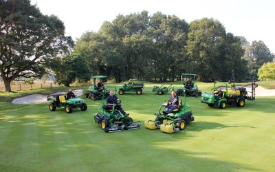New mowers make a big difference